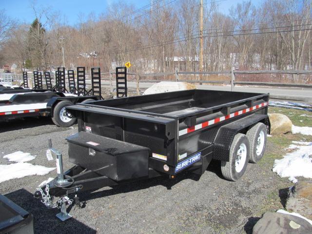 Sure-Trac 5 X 10 Low Profile Dump Trailer