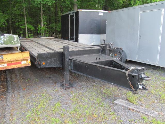 2006 Winston 12 Ton Deckover Equipment Trailer