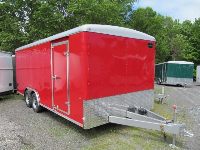 2018 Integrity HD Landscape Package 8.5 X 20 10K Enclosed Cargo Trailer