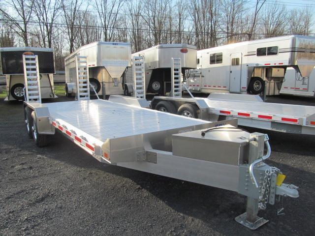 Eby 20 Ft Tradesman ALUMINUM Low Profile 7 Ton