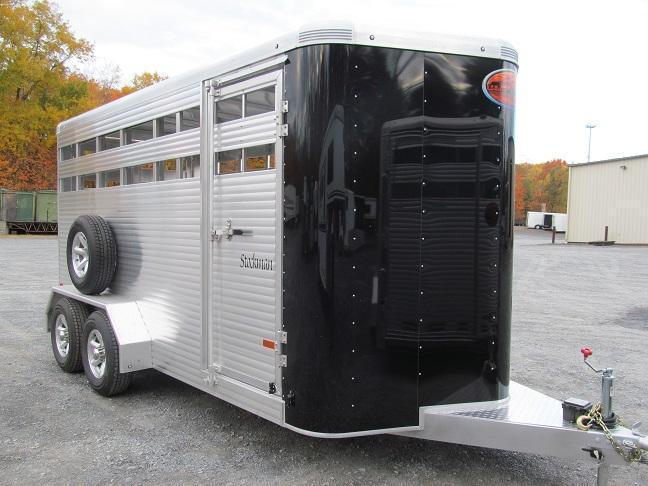 Sundowner Stockman 16' Bumper Pull Stock