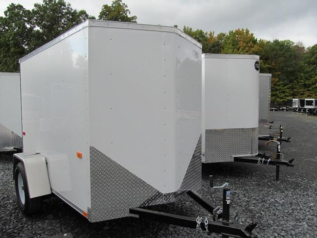 Integrity Stock-Aide 5 X 8 Enclosed