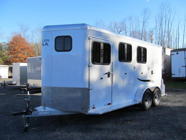 2018 Trailers USA Patriot 3H Bumper Pull