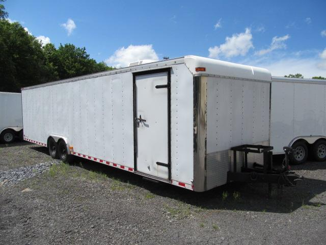1997 Pace 32 Ft Enclosed Car Hauler
