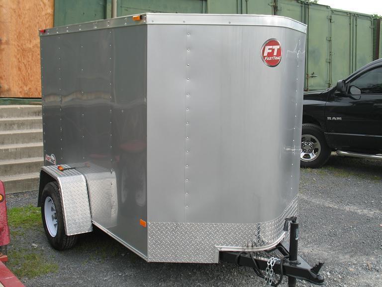 Wells Cargo FastTrac (5 Wide) Cargo / Enclosed Trailer