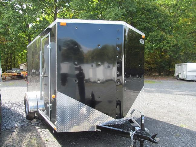 2017 Integrity Stock-Aide 7 X 12 Enclosed