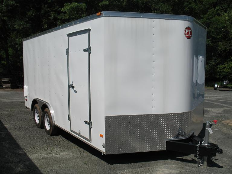 Wells Cargo FastTrac (8.5 Wide) Car / Racing Trailer