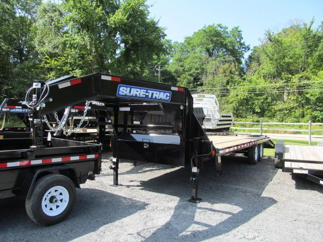 Sure-Trac 7 Ton Gooseneck Equipment Trailer