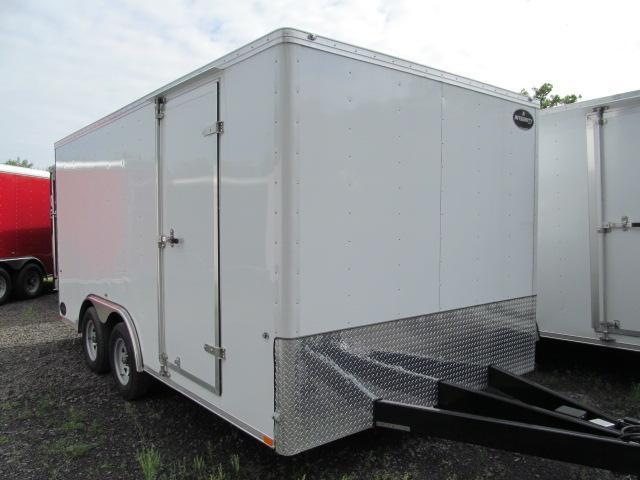 2017 Integrity Honor Line 8.5 x 16 Enclosed Cargo Trailer