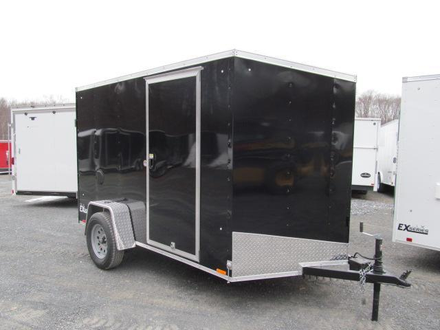 2018 Cargo Express EX DLX 6 X 10 Enclosed Trailer
