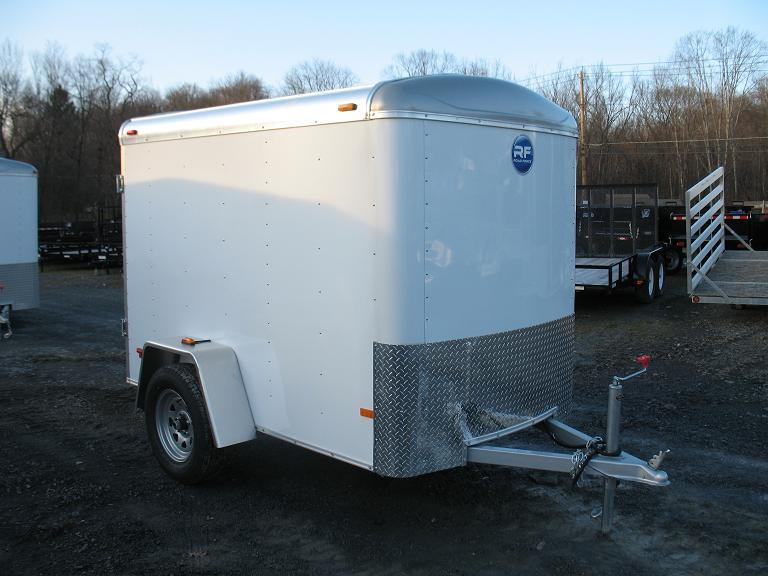 Wells Cargo Road Force Radius Front (5 Wide) Cargo / Enclosed Trailer