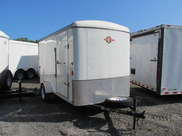 2010 Carry-On 6 x 12 Enclosed Enclosed Cargo Trailer
