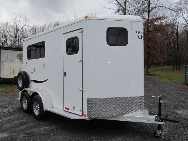2017 Trailers USA Inc. Patriot 2H Slant BP