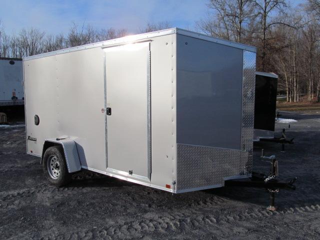 2018 Cargo Express XL SE 6 X 12 Enclosed Trailer