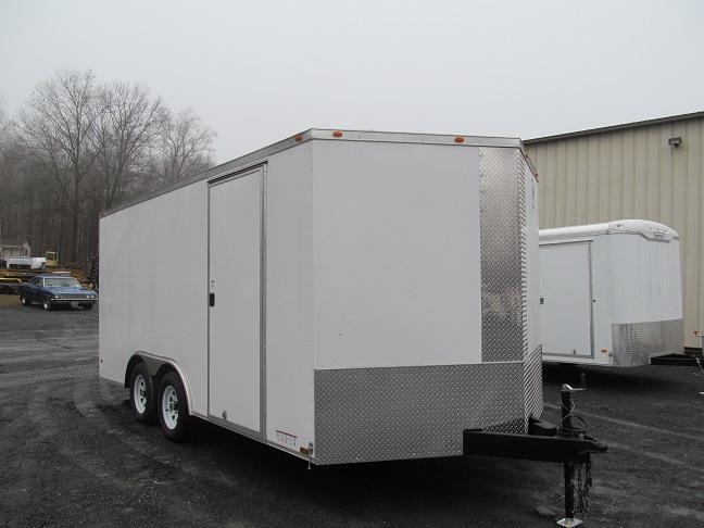 2017 Diamond Cargo 8.5 X 16 Enclosed