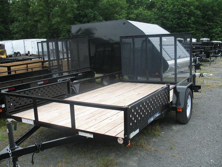 Sure-Trac Open ATV Utility Trailer