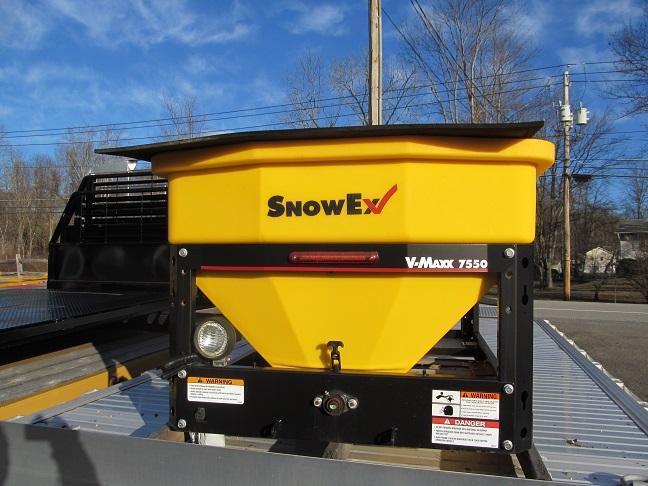 2016 SnowEx VMaxx SP7550 Spreader