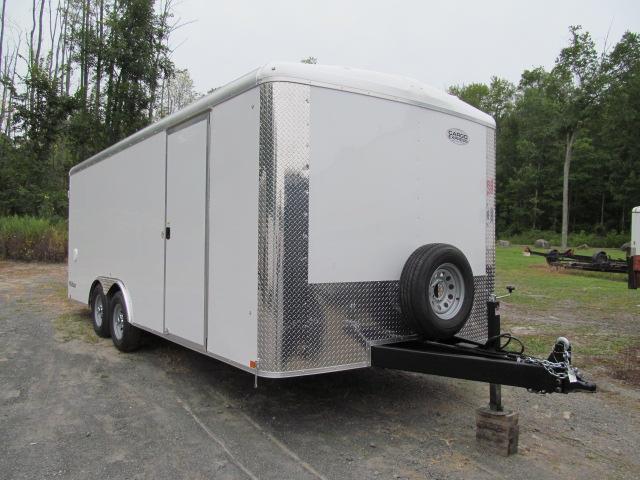2018 Cargo Express Pro Series 8.5 X 20