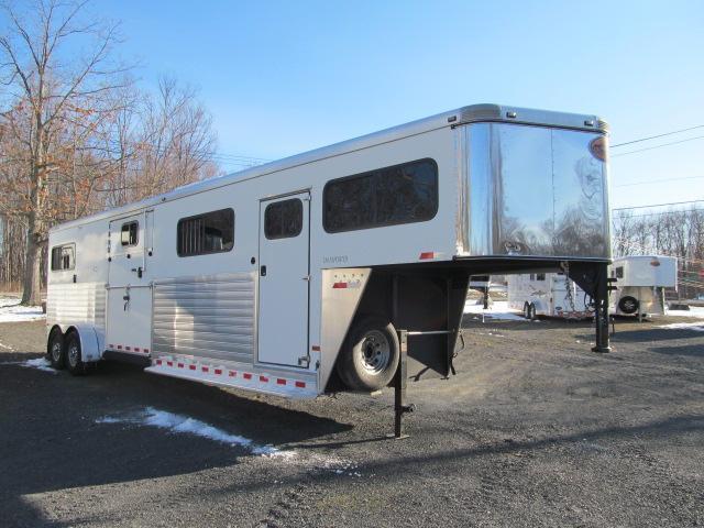 2014 Sundowner Transporter 4H HTH Horse Trailer