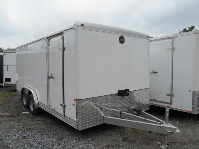 Wells Cargo HD LS Series 8 X 18 Enclosed Trailer