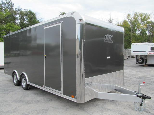 2018 ATC 8.5 X 20 Raven Car Hauler w/ Premium Escape Door