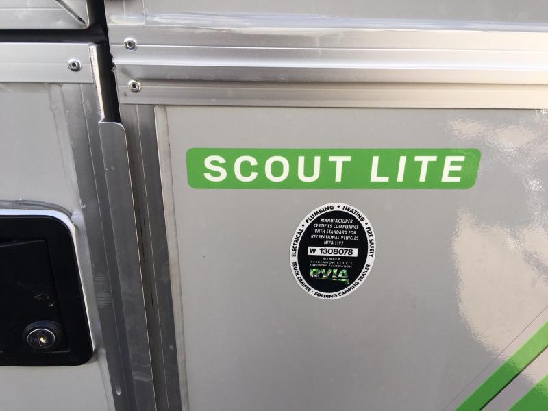 2018 Aliner Scout Lite