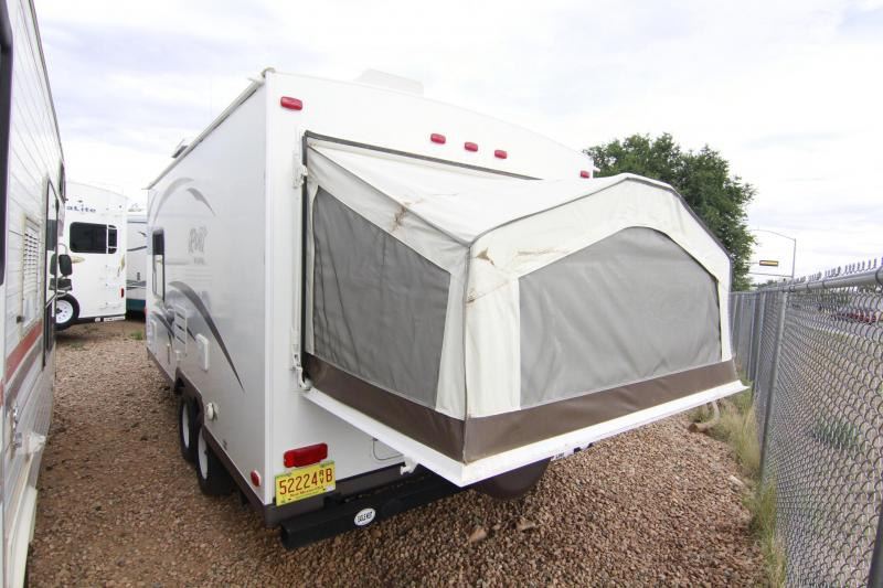 2014 Rockwood Roo Travel Trailer RV