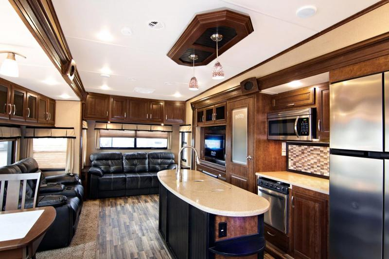 2015 Solitude Travel Trailer