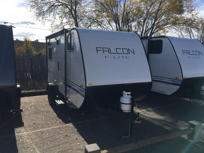 2018 Travel Lite Falcon F-Lite Bunk House