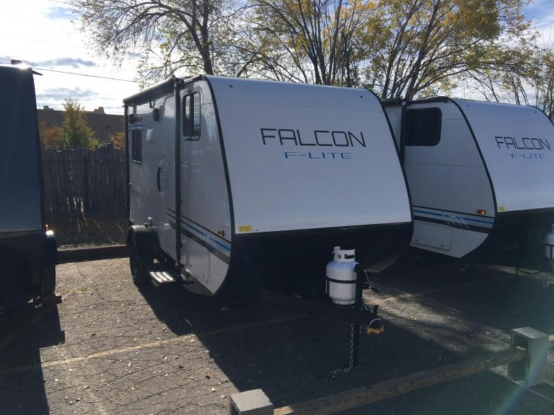 2018 Travel Lite Falcon F-Lite Bunk House