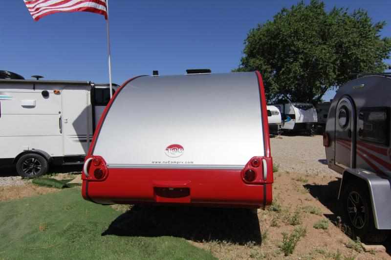2019 Pleasant Valley Trailers T@B Teardrop