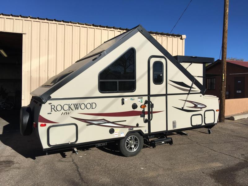 Used 2018 Rockwood Pop-Up | RV Sales, Service and Repair in Santa Fe ...