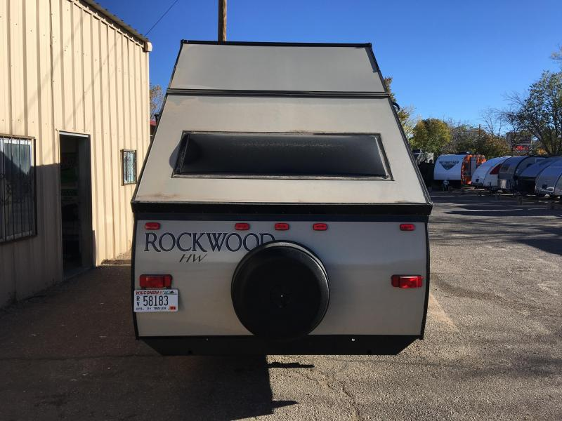 Used 2018 Rockwood Pop-Up