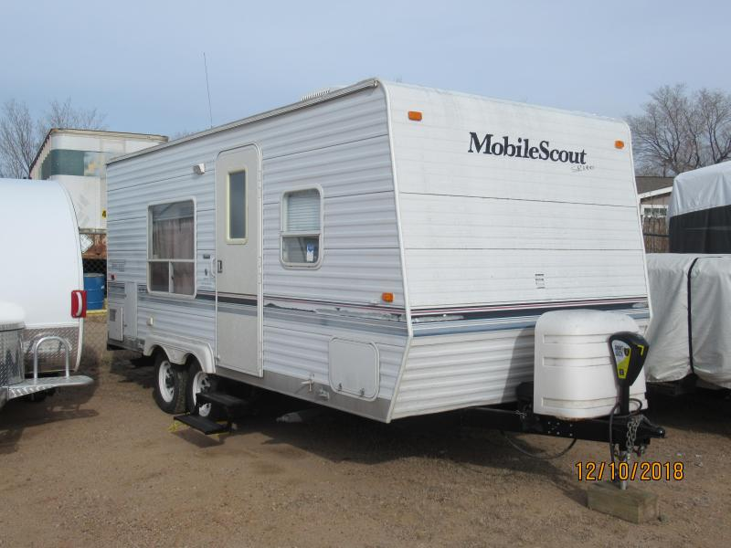 2004 Mobile Scout SL Rear Bath