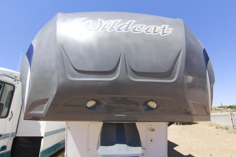 2013 Wildcat 282RKX Fifth Wheel Camper RV