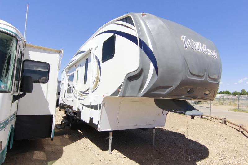 2013 Wildcat 282RKX Fifth Wheel Camper RV