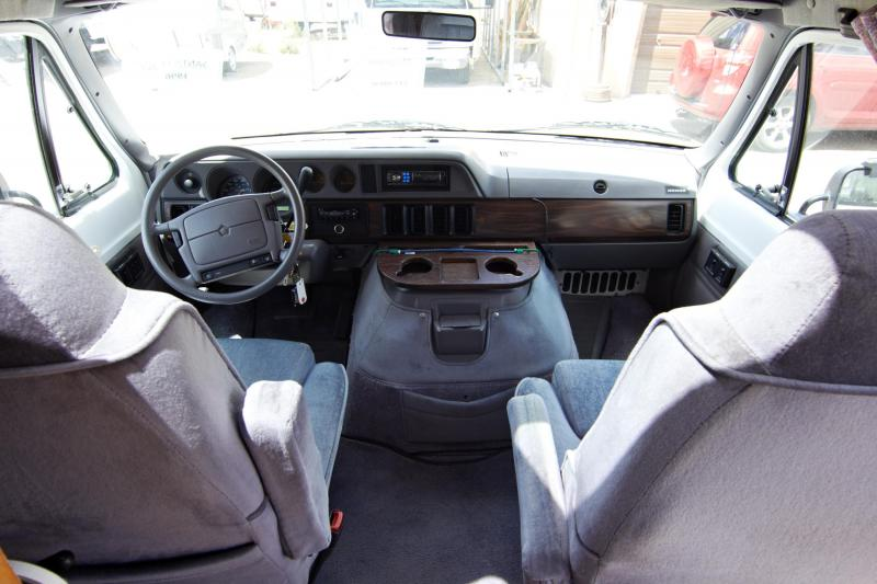 1996 Roadtrek 190 Popular Class B RV