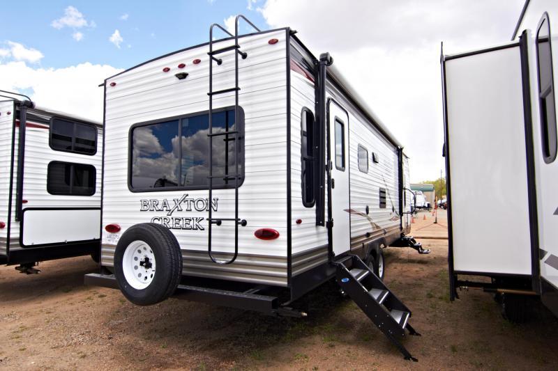 2020 Braxton Creek 290 RLS Travel Trailer