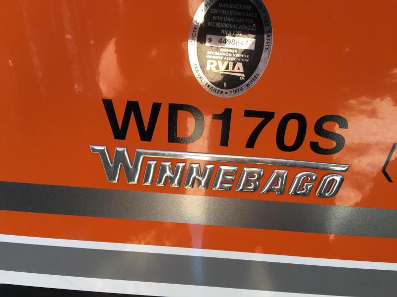 Used 2017 Winnebago