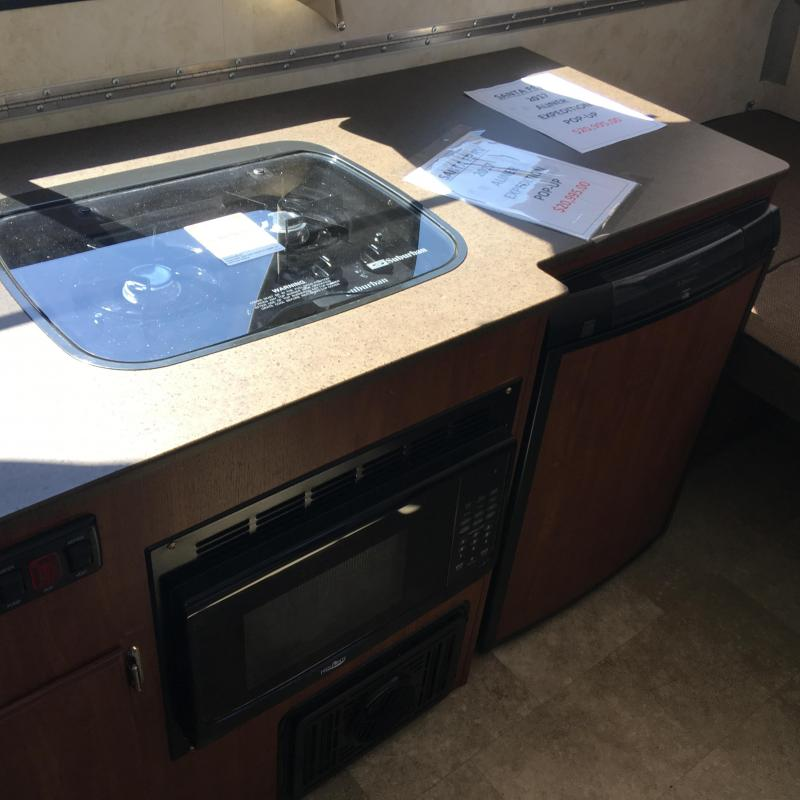 Used 2017 Aliner Expedition Pop-Up