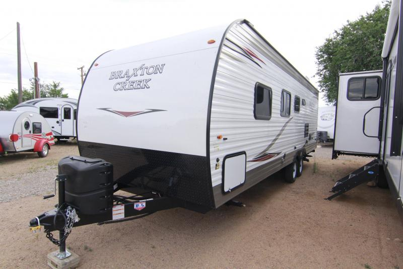2020 Braxton Creek Other 27BH Travel Trailer RV