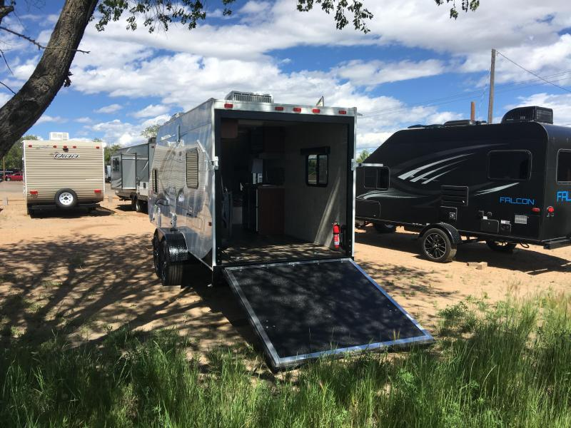 Original  Fe NM  Tear Drop Campers And Camping Trailers For Sale At Santa Fe RV