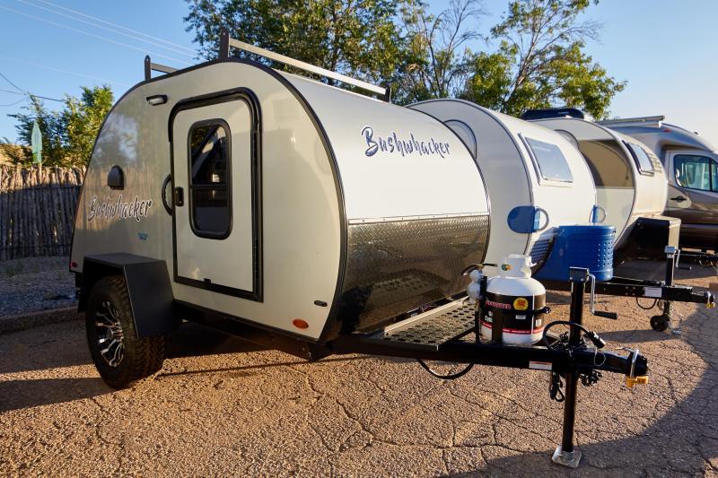 2020 Braxton Creek Bushwacker Teardrop-style Trailer
