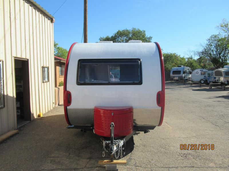 Used 2018 nuCamp T@B  400 White/Red Trim