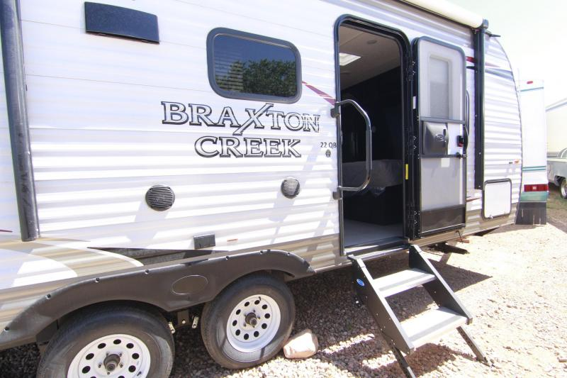 2020 Braxton Creek Other 22QB Travel Trailer RV