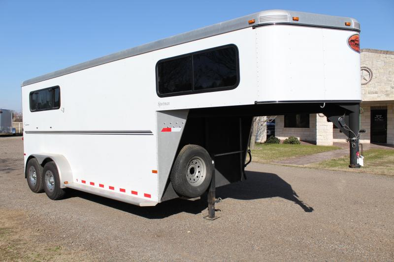 2010 Sundowner 3 Horse with a 4ft Tack Room and Rear Tack