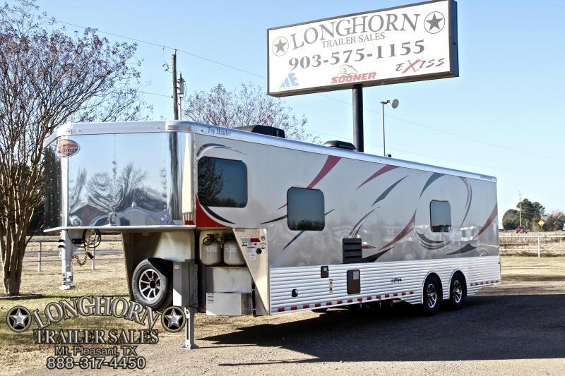 2018 Sundowner 13ft LQ Toy Hauler with 16' Garage