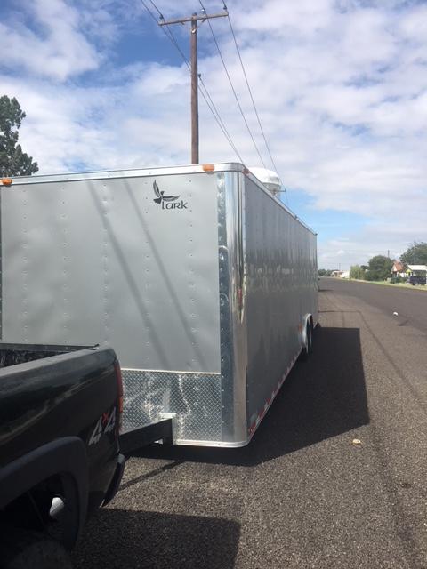 2015 Lark 30 ft Enclosed Cargo Trailer Enclosed Cargo Trailer