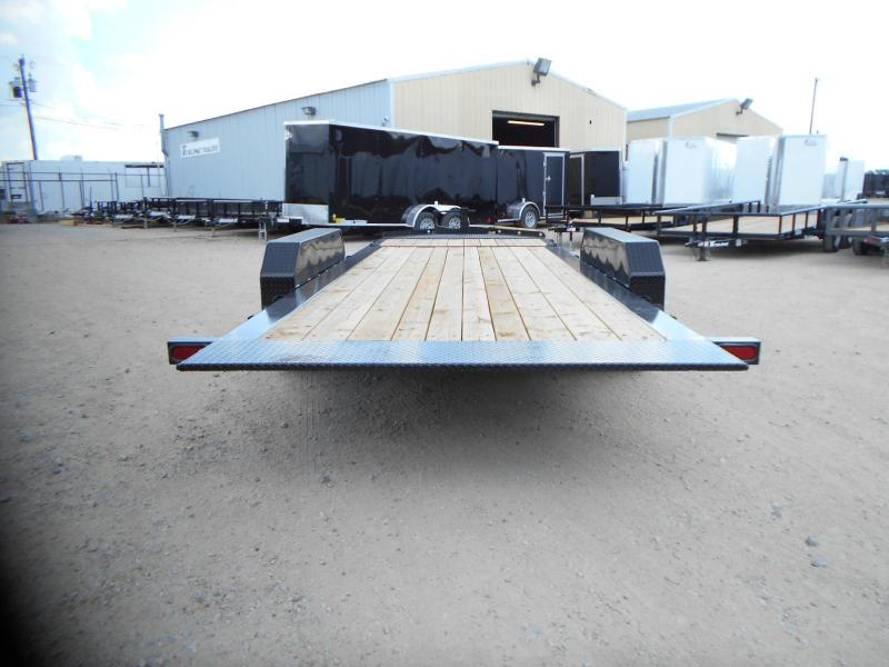 2018 Diamond C Trailers 82 x 20 48HDT Equipment Trailer