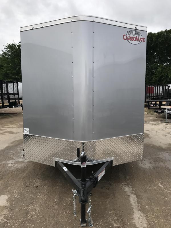 2018 Cargo Mate 6 x 10 TXLV Enclosed Cargo Trailer